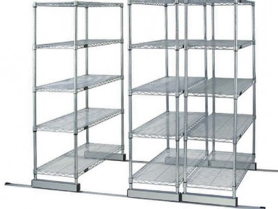 Wire Shelving 1