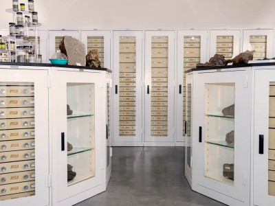 Gallery Storage Shelving