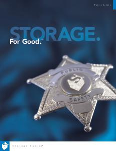 Public safety storage products - police gear - lockers, evidence, and weapons racks