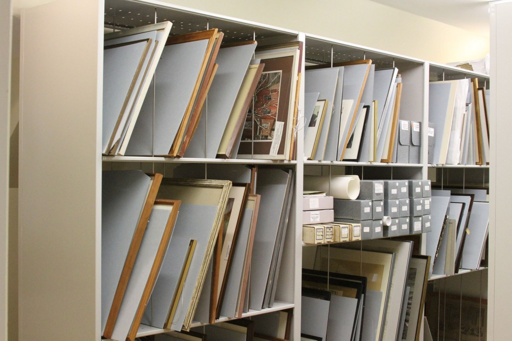 Gallery Storage Shelving Donnegan Systems Inc