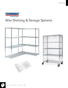 Wire Shelving 5