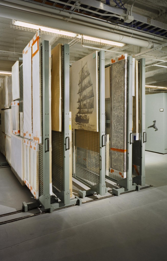 Fine Art Museum Storage Donnegan Systems Inc
