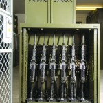 Weapons Storage Rack