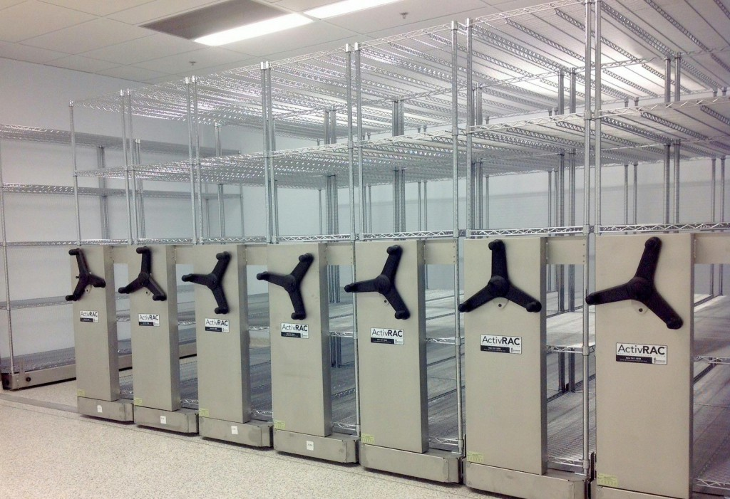 Eliminate wasted aisle space with compact cold storage for pharma and biomedical - Boston - Cambridge ... & Energy-Saving Cold Storage in Boston - Cambridge