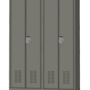 Weapons Evidence Locker