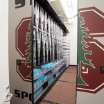 Athletic equipment storage - physical therapy