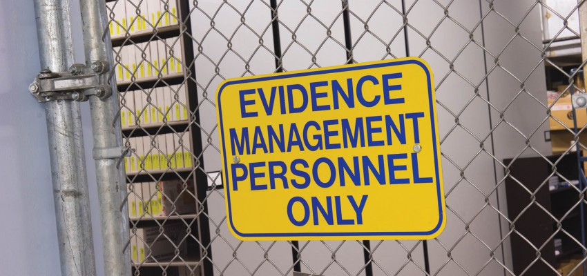 Evidence Management Personnel