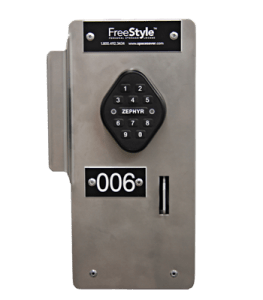 zephyr lock for gear lockers