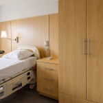 healthcare sterile storage patient room