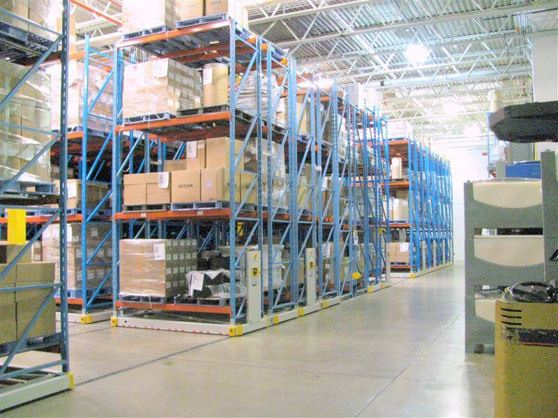 heavy duty mobile shelving 2